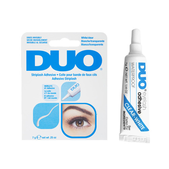 Duo Strip Eyelash & Lace Adhesive