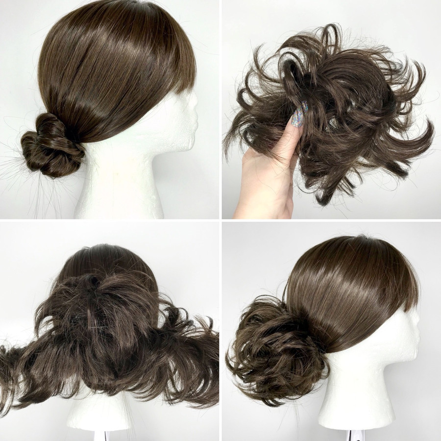 Hair Stream Styling Idea