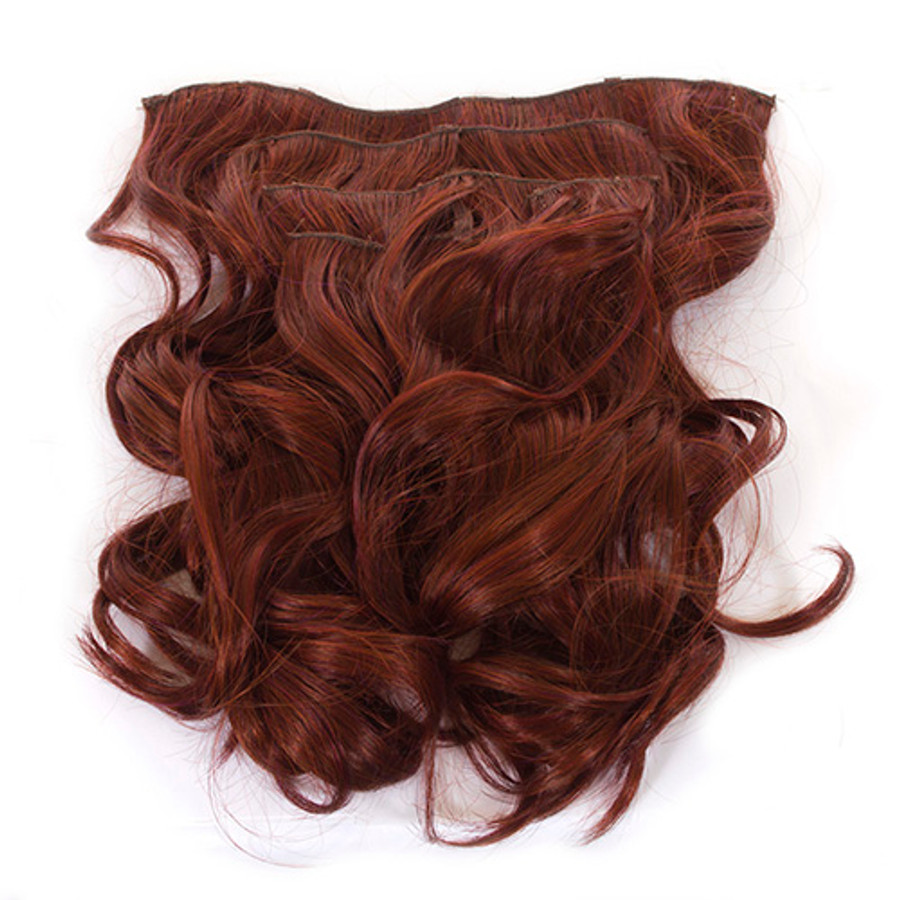 Volu-curl 5 Piece Hair Extensions Garland