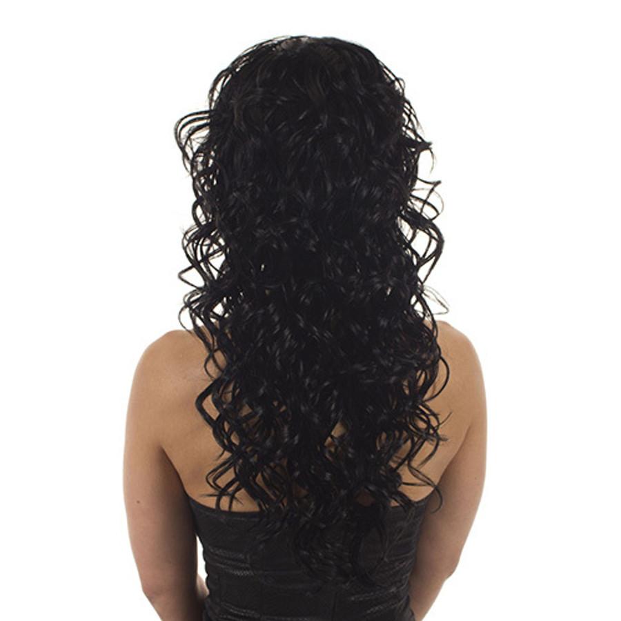 Tihaira Curl Page (Black)