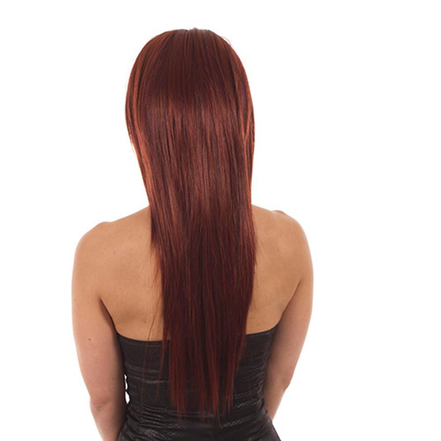 Tihaira Straight Half wig Garland