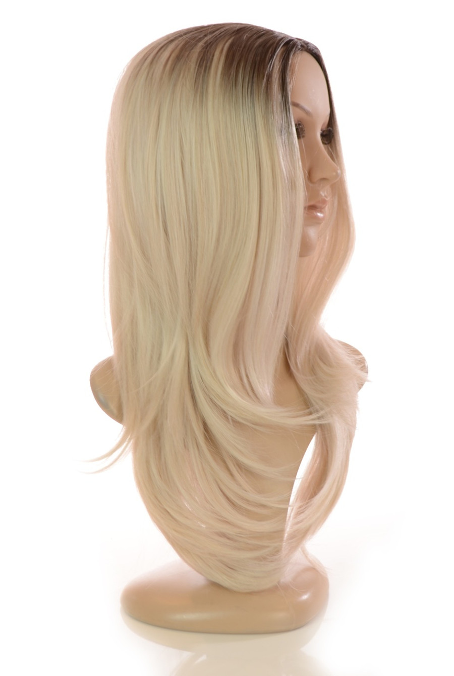 Snooki Platinum Blonde  Wig