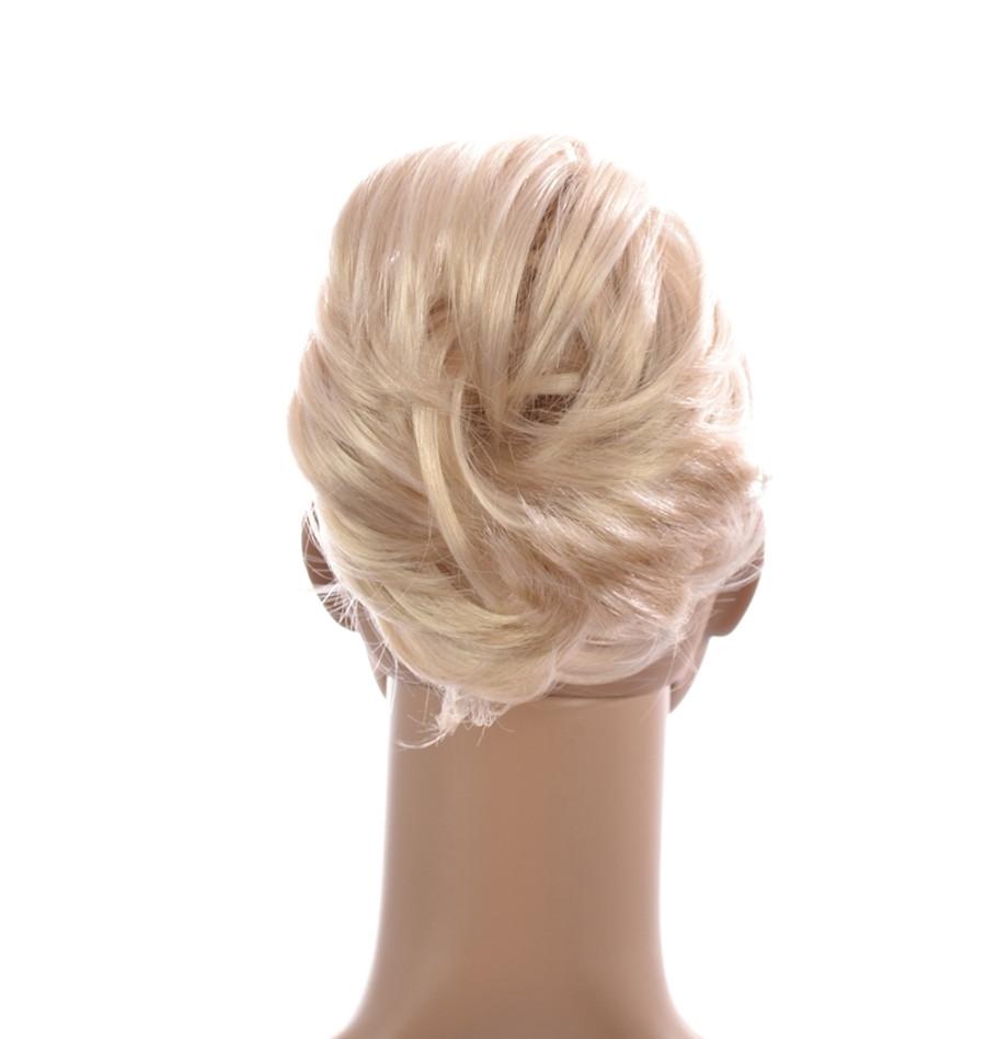 Pony Crop Platinum Blonde