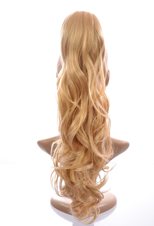 Pony Tress Candy Blonde