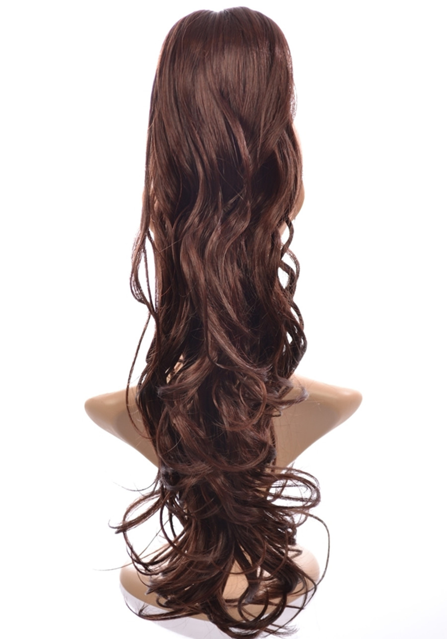 Pony Tress Rich Conker Brown