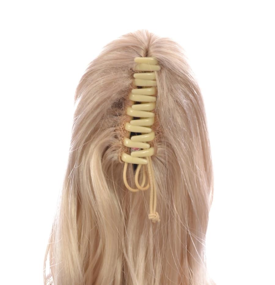 Pony Tress Claw Clip Attachment