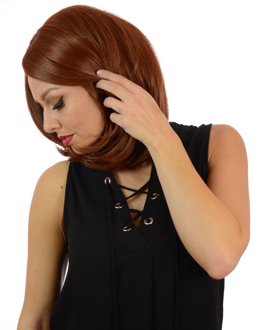 Selene Paprika Wig
