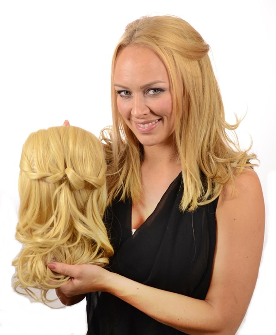 TiHaira Braid Fawcett Blonde