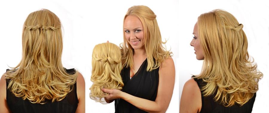 TiHaira Braid Hairpiece
