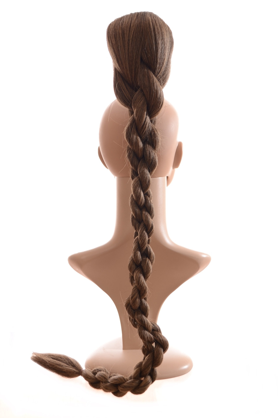 Rope Effect Claw Grip Ponytail XLong Autumn Blonde
