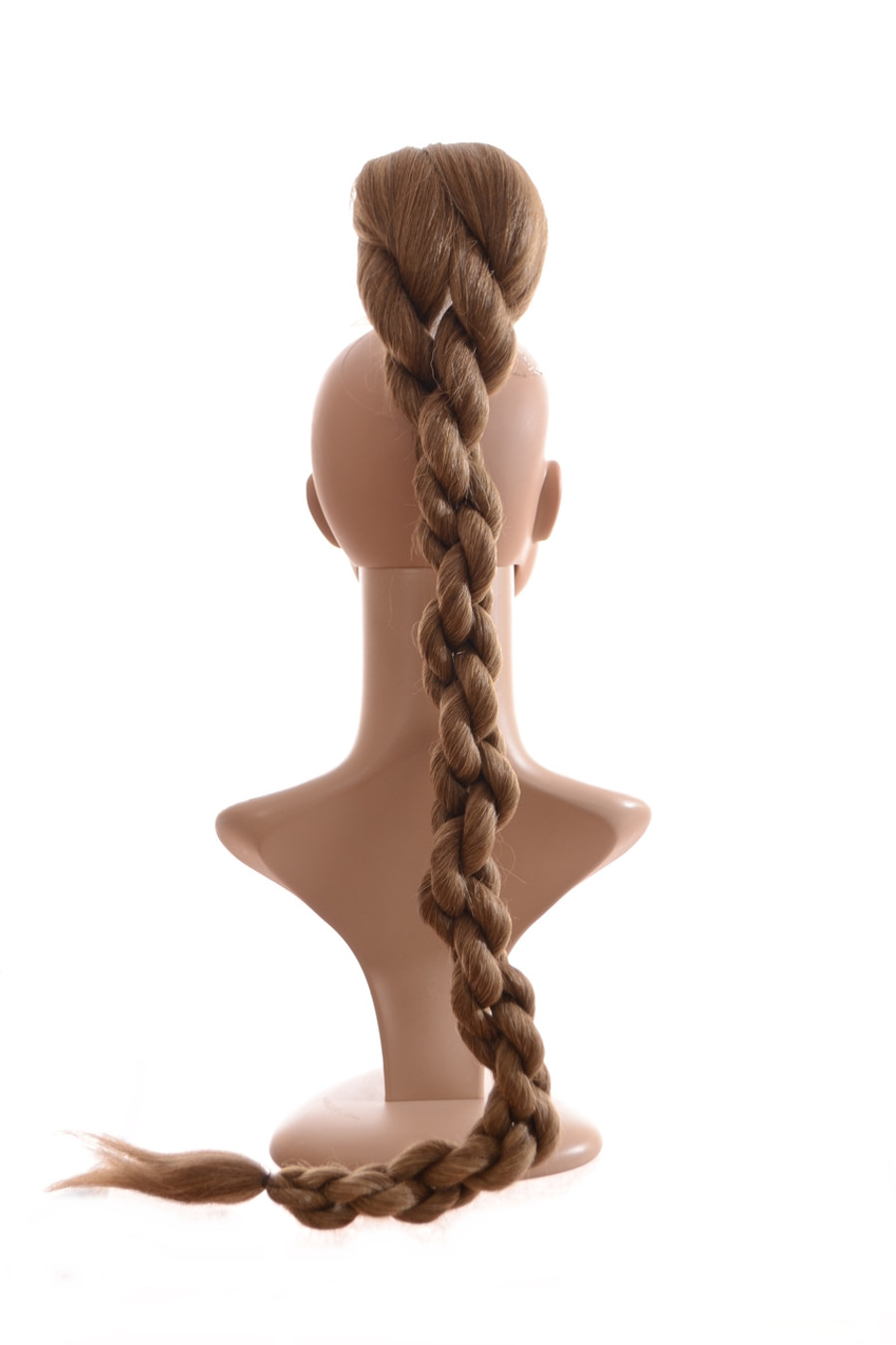 Rope Effect Claw Grip Ponytail XLong Harvest Moon Blonde