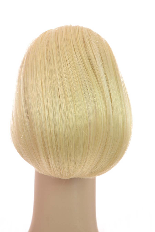 Bouffant Clip In Pony Light Monroe Blonde