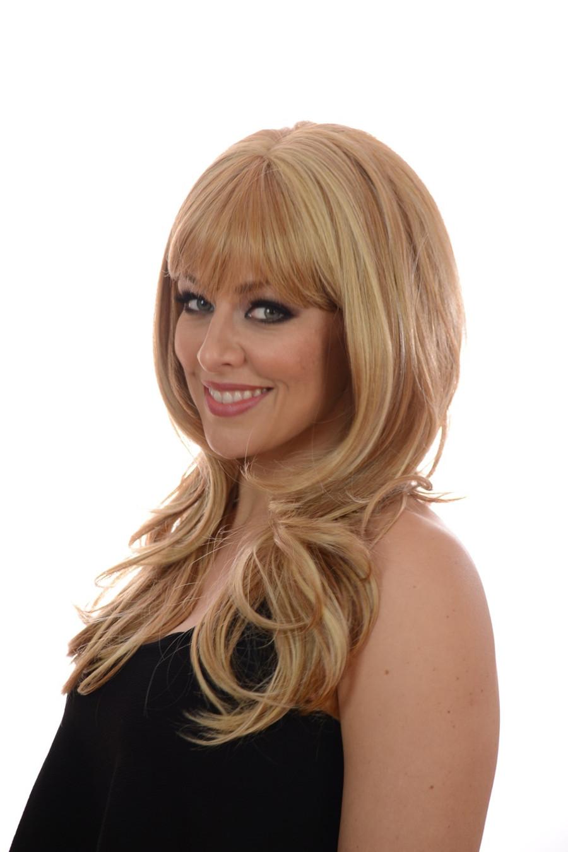 Bardot Volume Face Framing Wig in Fawcett Blonde