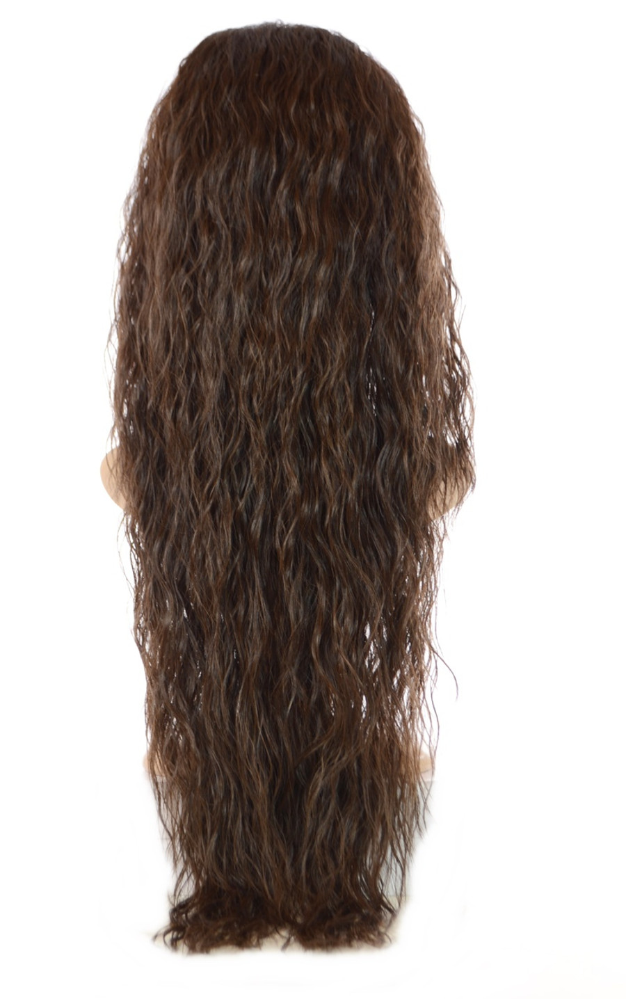 V Tress One Weft Hair Extension Dark Chocolate