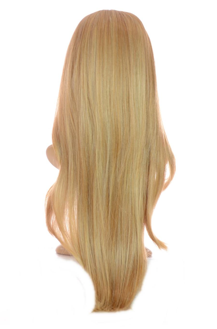 V Tress Half Wig Fawcett Blonde