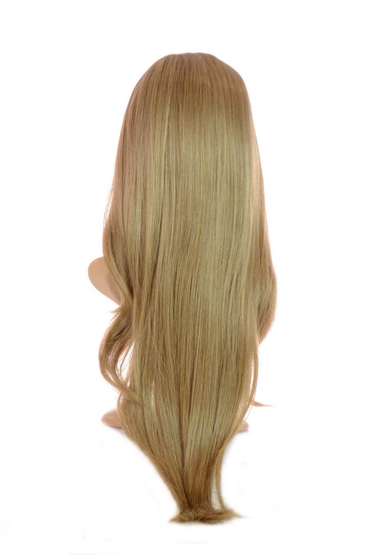 V Tress Weft Hair Extension Harvest Moon Dark Blonde