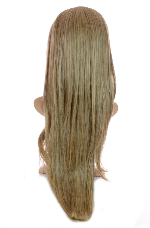V Tress Weft Hair Extension Sandy Ash Blonde