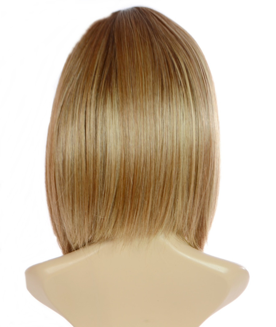 Alix Peacon Swirl Inverted Blonde Wig