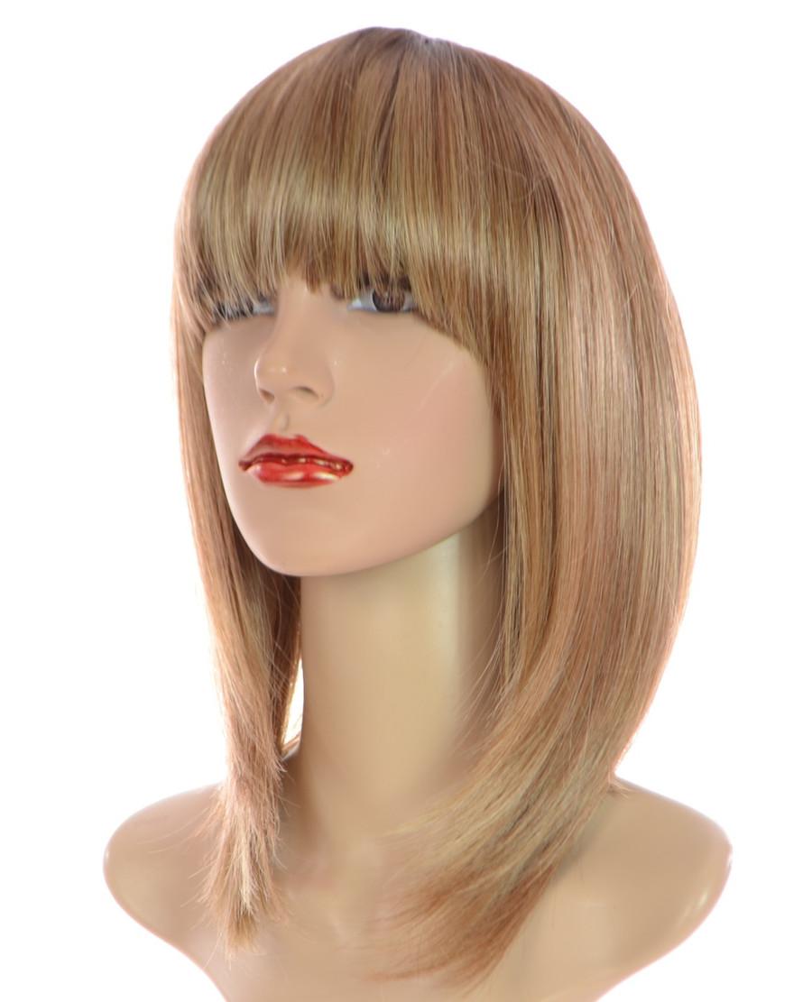 Alix Blonde Bob Wig