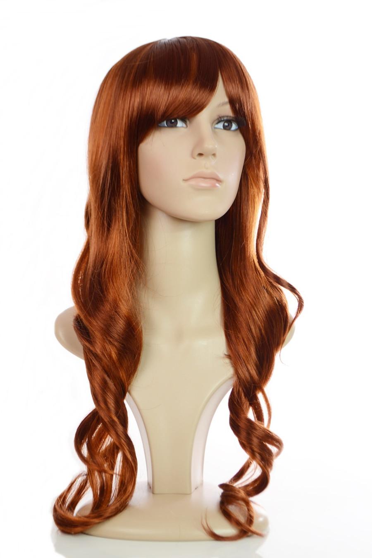 Fearne Ginger Copper Wig