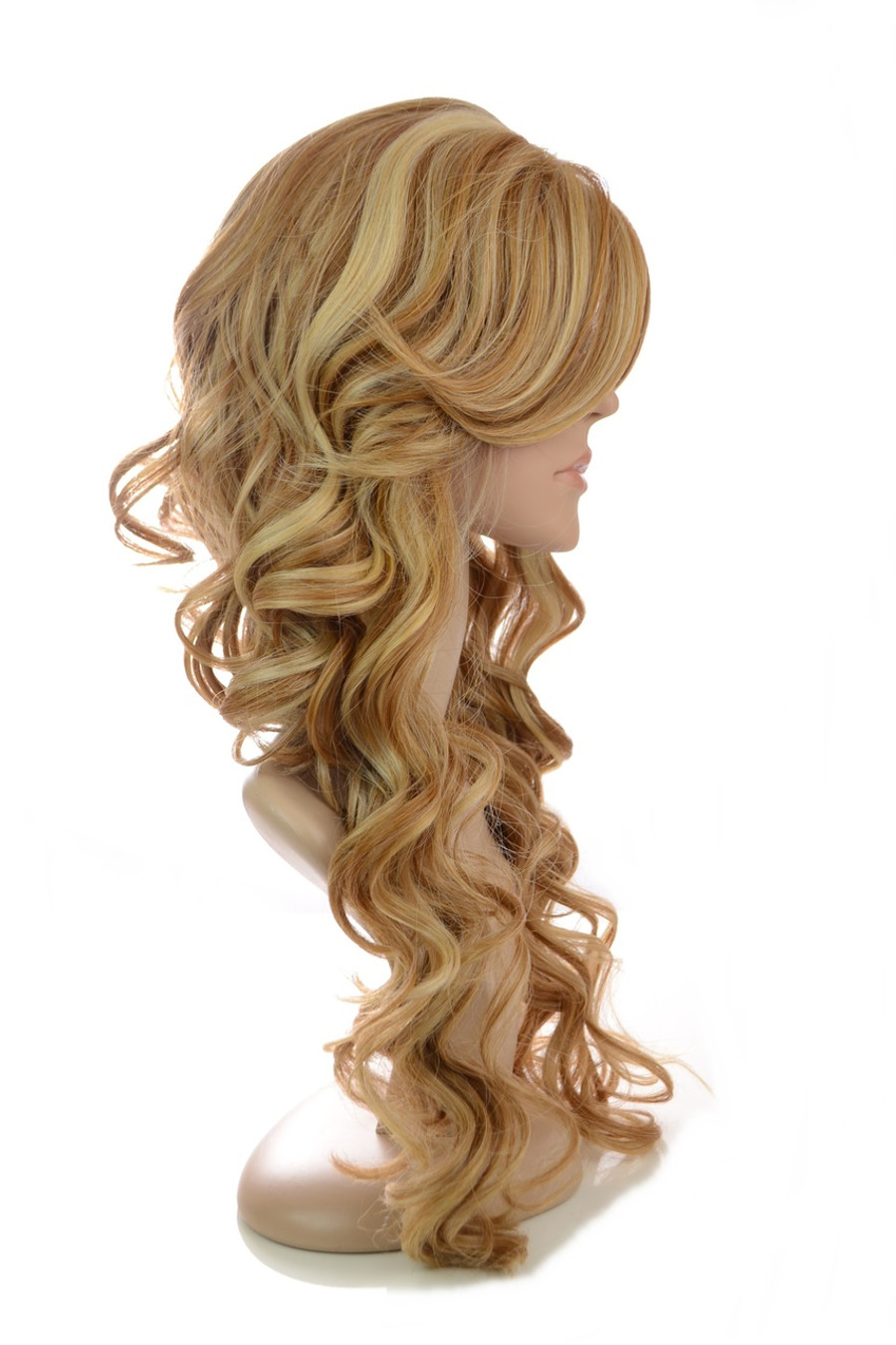 Rani Light Rust Blonde Lace Front Wig