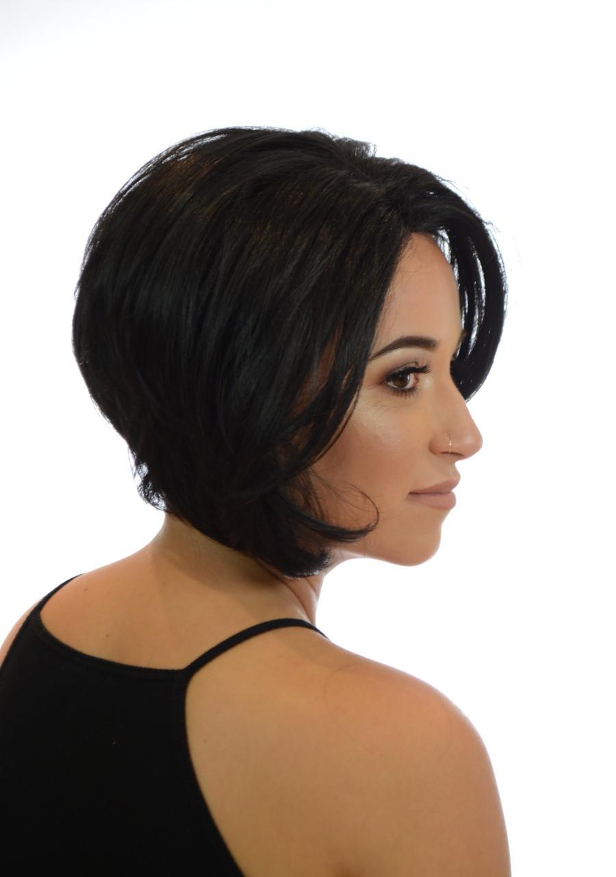 Caroline Expresso Black Lace Front Wig