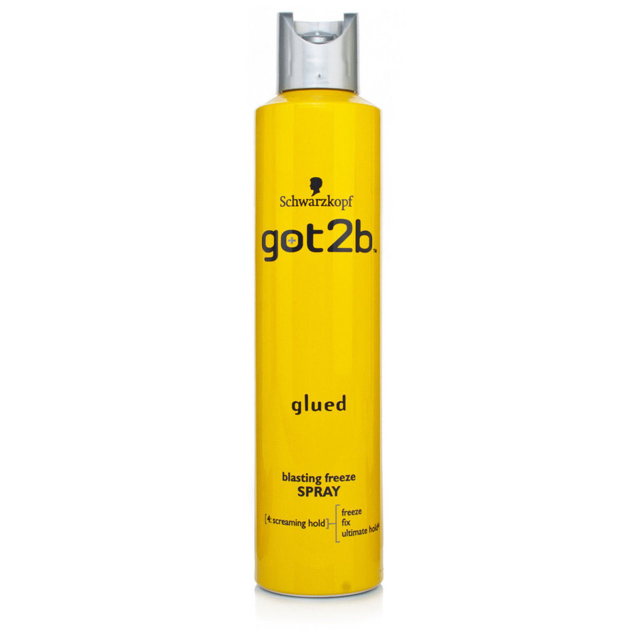 Schwarzkopf got2b Glued Blasting Freeze Hair Spray