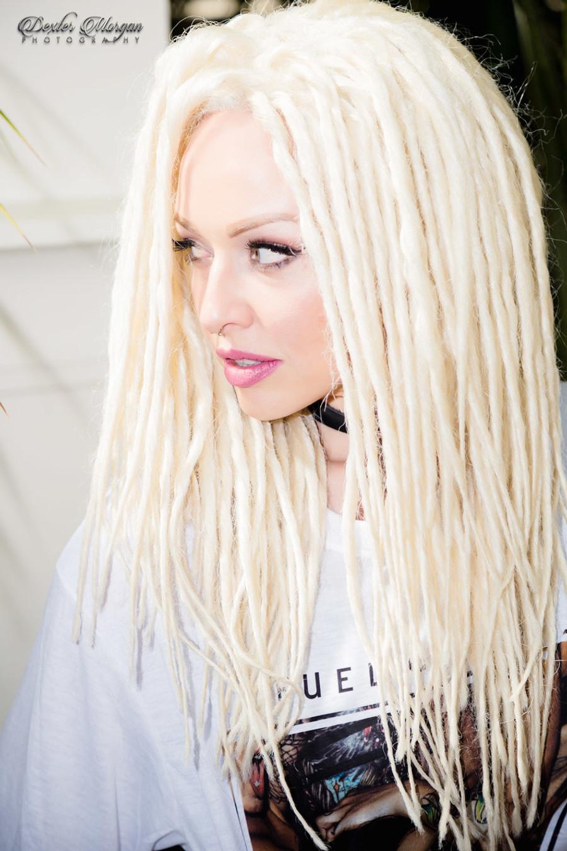 Kira Dreadlock Lacefront Wig