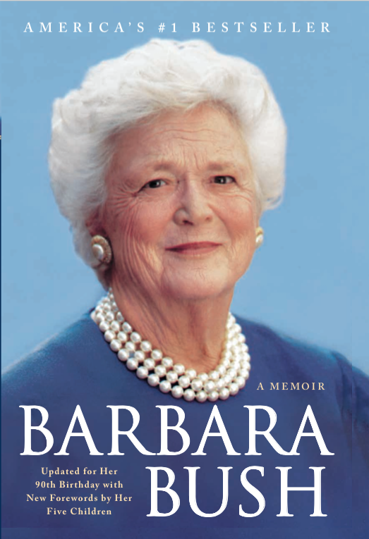 Barbara Bush: A Memoir (Exclusive Collector's Edition)