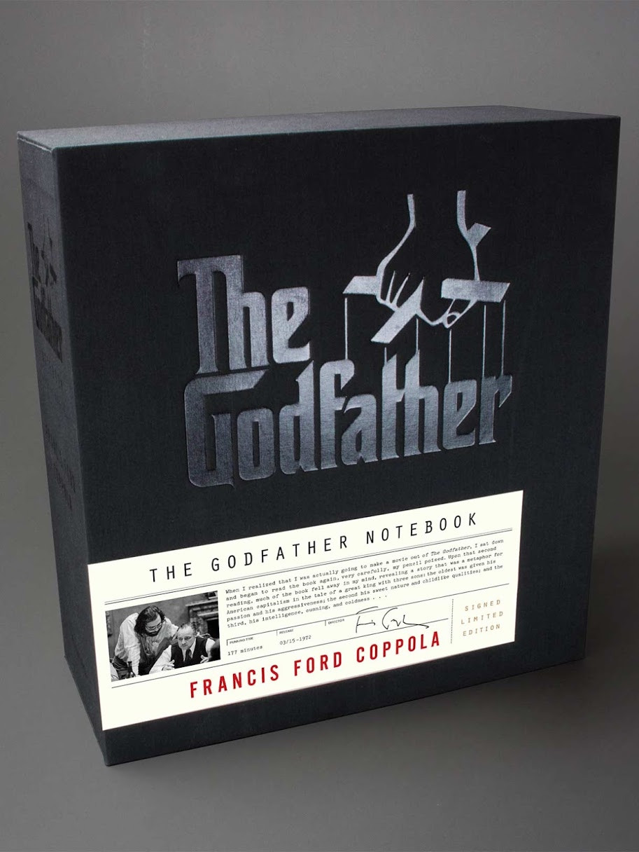 The Godfather Notebook (Limited Edition)