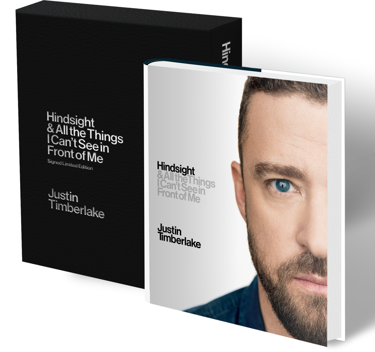 Hindsight: & All the Things I Can't See in Front of Me - Limited Collector's Edition Presented in Deluxe Custom Slipcase