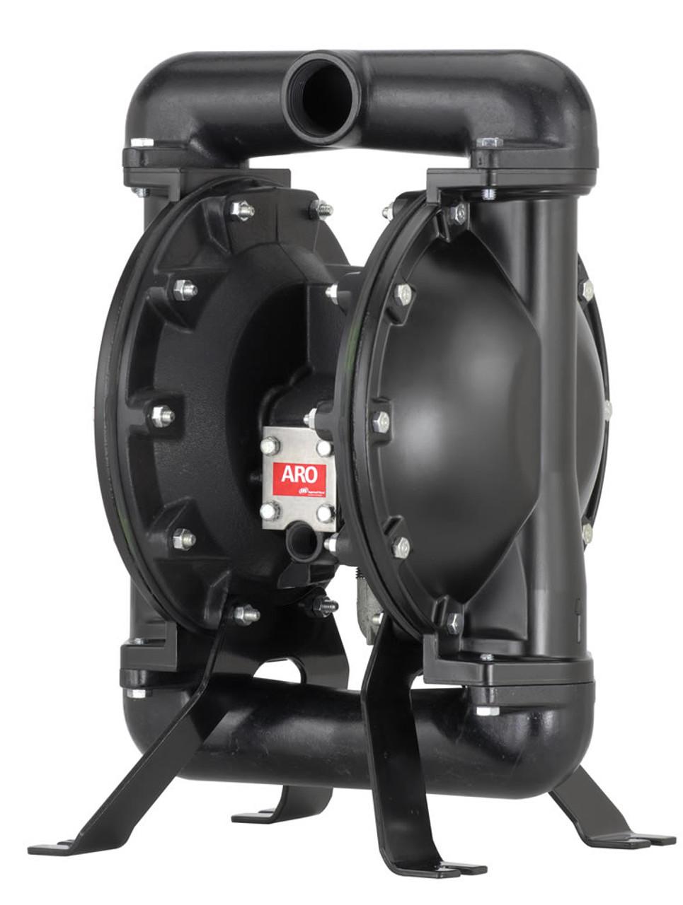 Aro 666150 3eb c 1 12 metallic pro series pump aro 666150 3eb c metallic diaphragm pump ccuart Choice Image