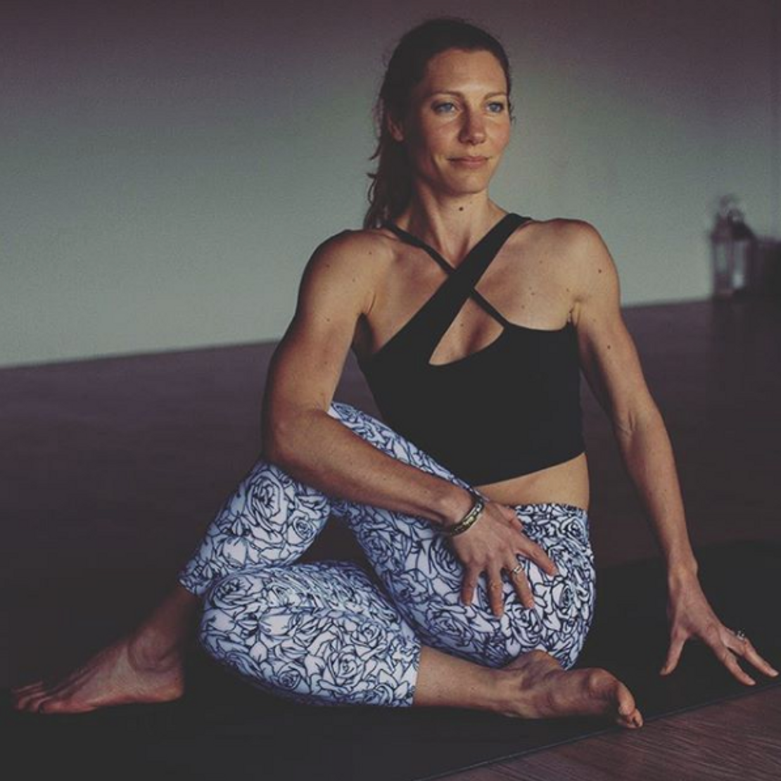 Setting a Yoga Intention
