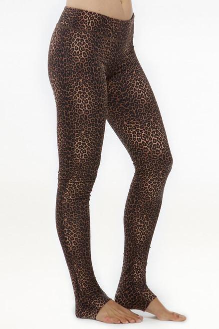 Leopard Flirt Yoga Tight Leggings
