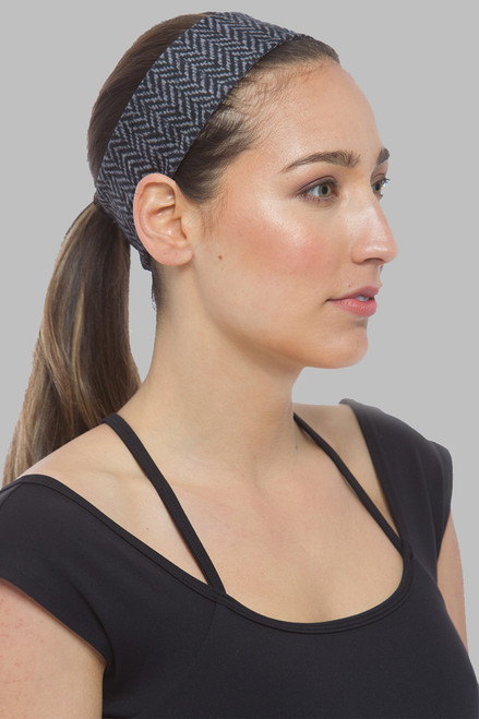 The Herringbone Headband