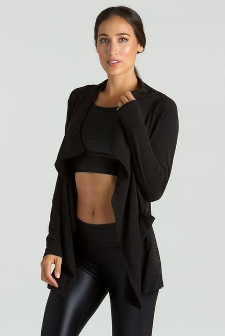 KiraGrace Grace Cardigan in black
