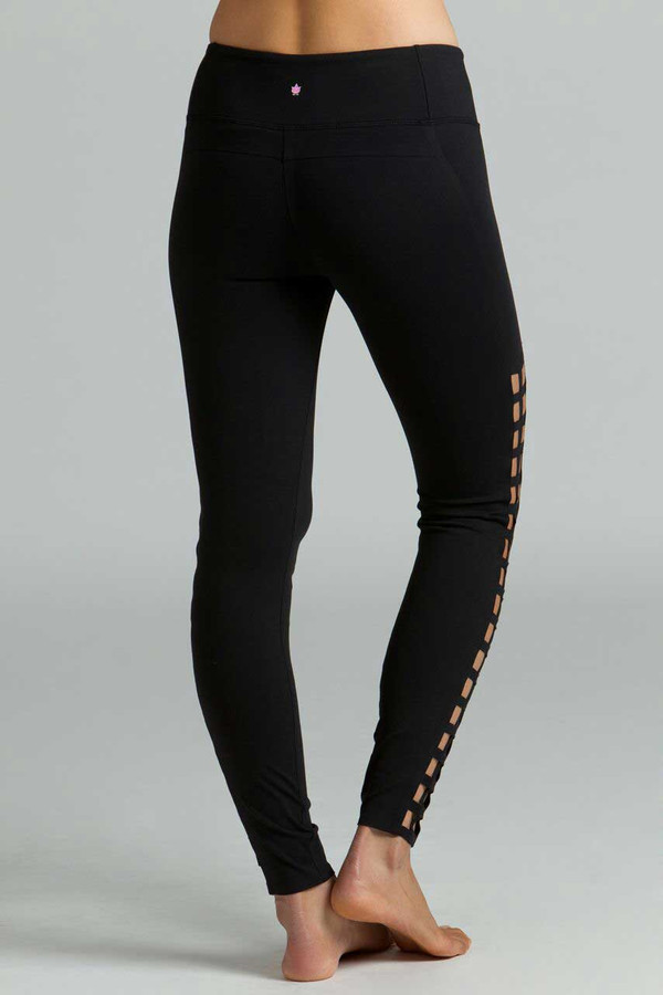 KiraGrace Matrix Yoga Legging back