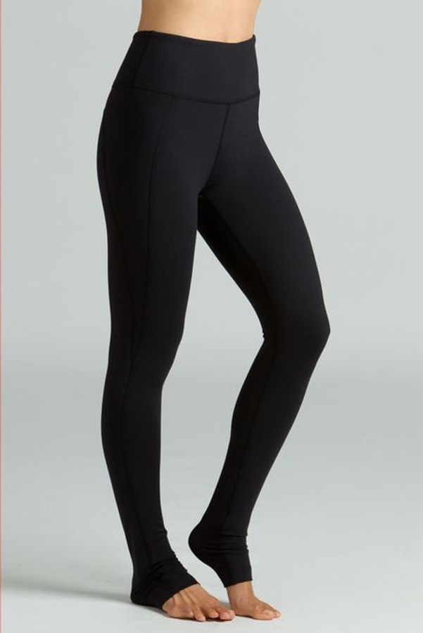 Ultra High Waist Yoga Legging (Black)