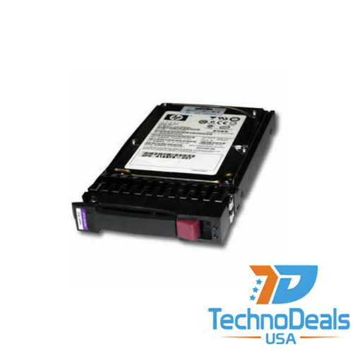 "hp 146 gb 2.5"" sas hard drive DH0146BALWN"