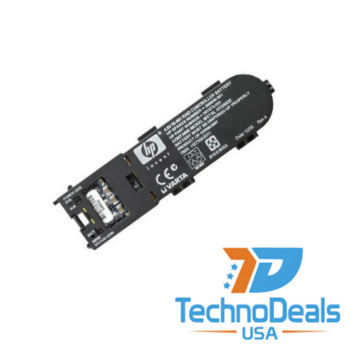 HP BATTERY PACK FOR P400 CONTROLLER/W CABLE 383280-B21