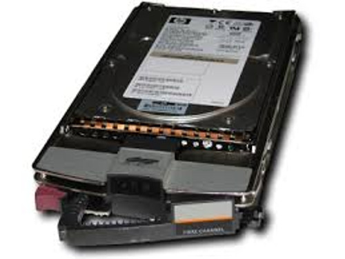Compaq 146.8GB FIBER CHANNEL HARD DRIVE 10K 293555-003