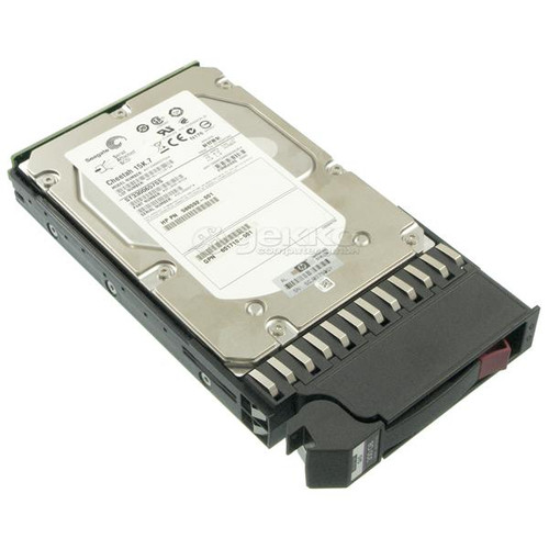 HP  300 GB Drive Performance Maximum External Data Transfer Rate 384 MBps 480938-001