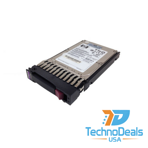 """HP 2TB 7.2k RPM 3.5"""" SATA-3Gb/s HDD 611816-B21"""
