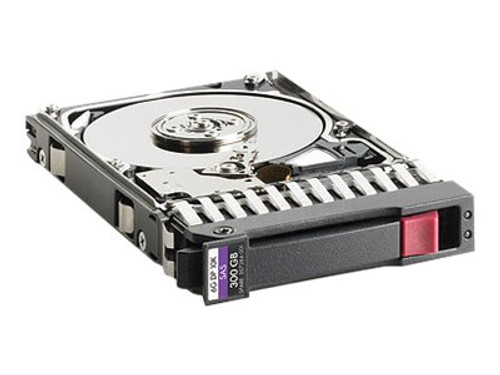 HP 1.2 TB 10000 RPM 2.5 inch 64MB Buffer SAS 6Gb/s Hot-Swap Internal Hard Drive w-Tray 697631-001