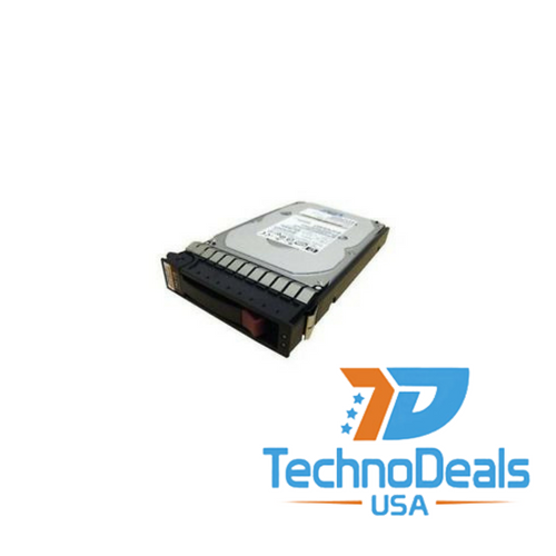 HP 1TB 7.2K rpm Hot Plug SATA Midline Hard Drive 454273-001