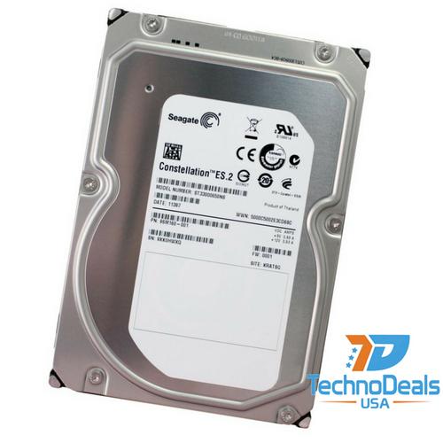 """Seagate 3TB 7.2k RPM 3.5"""" SATA-6Gb/s HDD ST33000650NS"""