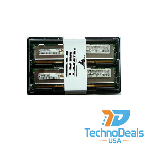 IBM 2GB (2 X 1GB) PC2-5300 CL5 ECC DDR2 39M5785