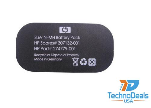 Compaq BATTERY PACK NI-MH 3.6V 500MAH 274779-001