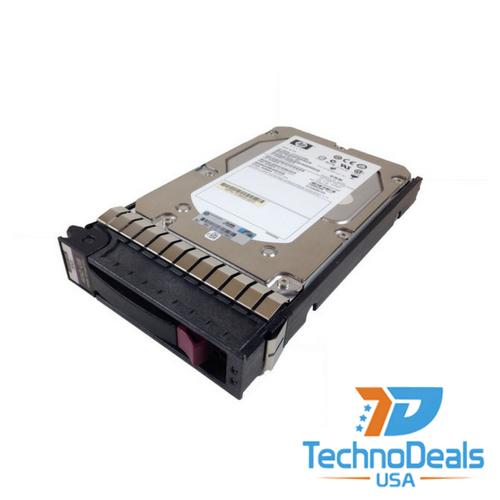 HP 1 TB 7200 RPM 3.5 128 MB SAS 6Gb/s Hot-Swap Internal HD 652753-B21