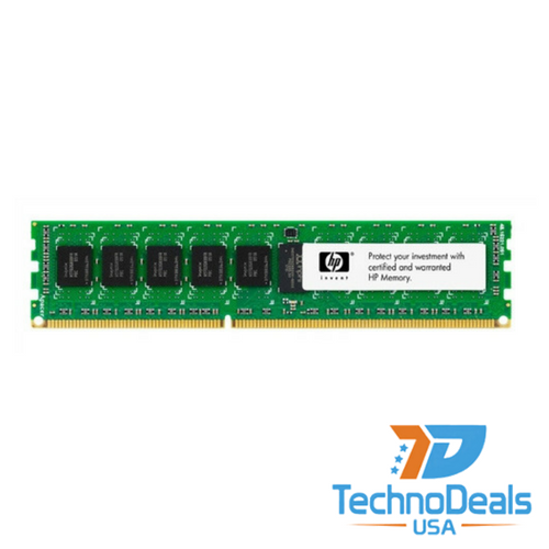 HP 4GB 2RX4 PC3-10600R-9 KIT 500658-B21